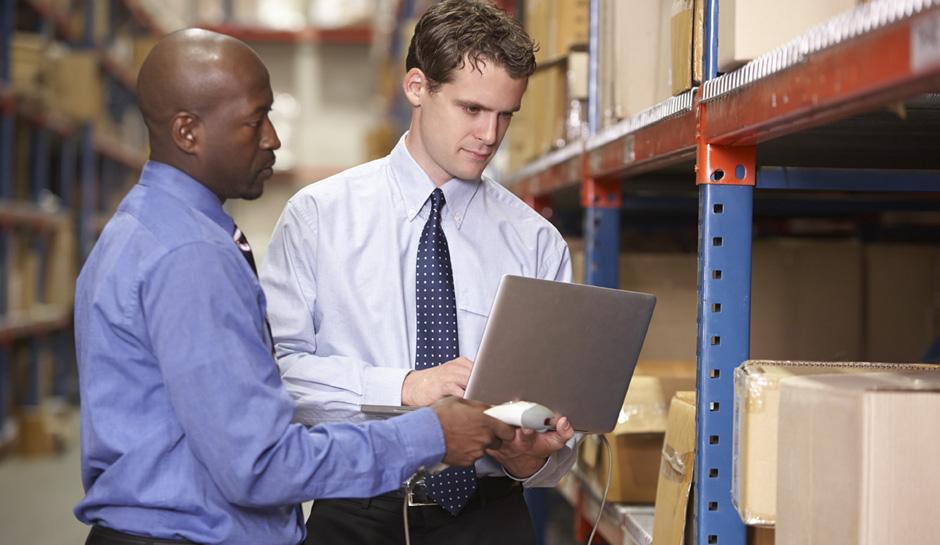 Gestão e controlo de processos logísticos
